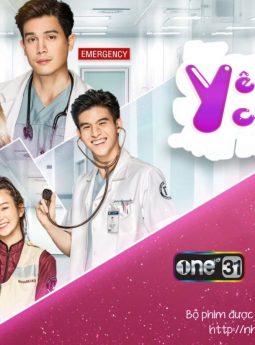 [Thailand Drama 2019] My ambulance / Yêu chàng cấp cứu – Sunny Suwanmethanon, Mai Davika, Sky Wongravee (EP.16 Completed – END)